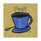 Coffee Art 2 Art par Herb Dickinson