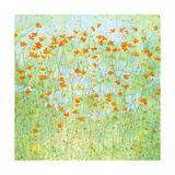 Forever Spring Premium Giclee-trykk av Herb Dickinson