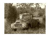 Pops Truck Premium Giclee-trykk av Herb Dickinson