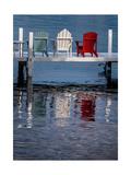 Lakeside Living Number 2 Fotografie-Druck von Steve Gadomski