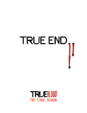 True Blood - End Affiche originale