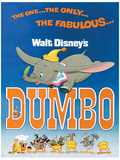 Dumbo - The Fabulous Masterprint