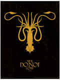 Game of Thrones - Greyjoy Mestertrykk