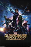 Guardians of the Galaxy - One Sheet Pôsters