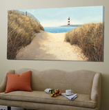 Beach path Affiches par James Wiens