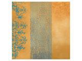 Powder Blue Lace IV Kunst von Rachel Travis
