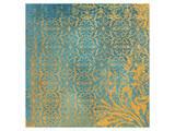 Powder Blue Lace III Poster von Rachel Travis