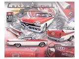 1957 Dodge Affiches