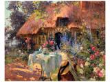Un Jour en Ete Kunst von Henri-Gaston Darien