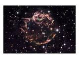 NASA - Supernova Remnant Cassiopeia A Poster
