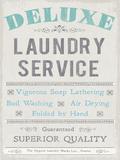 Laundry I Poster af  The Vintage Collection