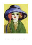 Portrait of Dolly, 1911 Posters av Kees van Dongen