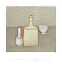 Still Life, 1957 Lámina giclée por Giorgio Morandi