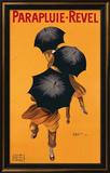 Parapluie Revel Prints by Leonetto Cappiello