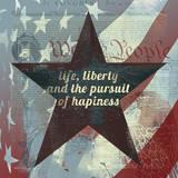 American Dreams VII Stampa giclée di Ken Hurd