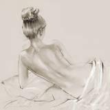Frida Giclee Print by Oksana Leadbitter