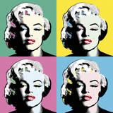 Icon in Colour Giclée-Druck von Clara Wells