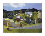 Laventille Premium Giclee Print by Boscoe Holder