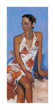 Mulatto Girl Premium Giclee Print by Boscoe Holder
