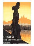 Prague, The City of Art Art