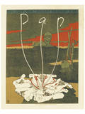 Pan, c.1896 Posters by Joseph Sattler