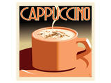 Deco Cappucino I Prints by Richard Weiss