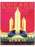 Chicago World's Fair Prints