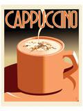 Deco Cappucino II Prints by Richard Weiss