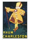 Rhum Charleston Poster by Jean D' Ylen