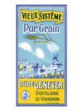 Oude Genever  Vieux Systeme Pur Grain