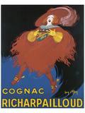 Cognac Richarpailloud Posters by Jean D' Ylen