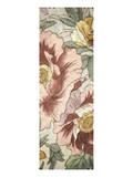 Floral Panel I Prints by Catherine Kohnke