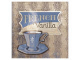 Coffe Flavor French Vanilla Julisteet tekijänä Alan Hopfensperger