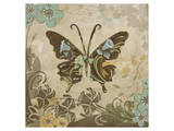 Garden Variety Butterfly V Prints by Alan Hopfensperger