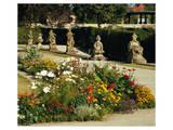 Somptuous Garden V Poster