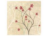 Botanical Whimsy I Art by Catherine Kohnke