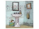 Sink IV Poster by Rick Novak
