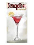 Cosmopolitan Print by Rick Novak