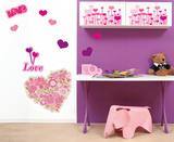Kjærlighet Veggoverføringsbilde