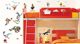 Looney Tunes Wall Decals Autocollant mural