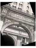 Imperial Manhattan Kunst av Richard James