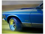 Mustang Mach One Posters av Richard James