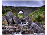 Stone Bridge, Ireland Affiches par Richard Desmarais