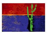 Native Desert II Kunstdrucke von Parker Greenfield