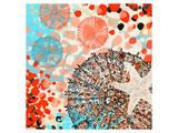 Exotic sea life I Kunstdrucke von  Yashna