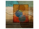 Abstract intersect Iib Prints by Catherine Kohnke