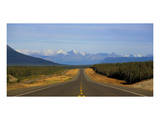 Highway to Alaska Posters par Richard Desmarais
