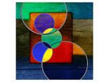 Abstract intersect IIIa Posters by Catherine Kohnke