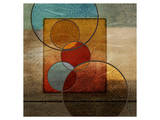 Abstract intersect IIIb Prints by Catherine Kohnke