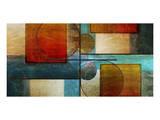 Abstract Panel I Prints by Catherine Kohnke